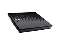 Asus SDRW-08D2S-U External DVD-Writer - Retail Pack - for PC, Mac and Laptop