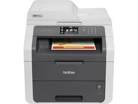 Brother MFC-9130CW LED Multifunction Printer - Color