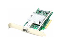 AddOn 10Gbs Single Open SFP+ Port Network Interface Card