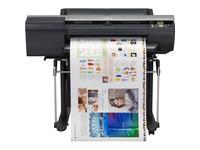 """Canon imagePROGRAF iPF6450 Inkjet Large Format Printer - 24"""" Print Width - Color"""