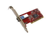 AddOn 1Gbs Single Open SFP Port MMF or SMF PCI Network Interface Card