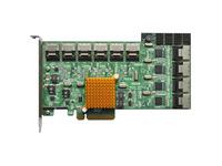 HighPoint Rocket 750 40-Channel SATA 6Gb/s PCI-Express 2.0 x8 HBA