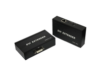 4XEM DVI Video Extender Over CAT5/UTP Ethernet (165Ft)
