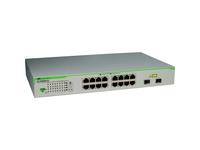 Allied Telesis 16 Port Gigabit WebSmart Switch