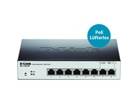 D-Link EasySmart 8-Port Gigabit PoE Switch