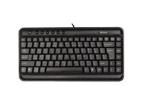 A4TECH SLIM MULTIMEDIA KEYBOARDLOW PROFILE COMPACT LAYOUT