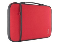 """Belkin Carrying Case (Sleeve) for 11"""" Netbook - Red"""