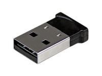 StarTech.com Mini USB Bluetooth 4.0 Adapter - 50m(165ft) Class 1 EDR Wireless Dongle