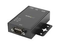 StarTech.com 1 Port RS232 Serial to IP Ethernet Converter / Device Server - Aluminum