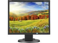 "NEC Display MultiSync EA193MI-BK 19"" SXGA LED LCD Monitor - 5:4 - Black"