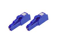 AddOn 2-Pack 10dB fixed Male to Female LC/UPC SMF OS1 Simplex fiber Attenuator