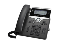 Cisco 7841 IP Phone - Wall Mountable