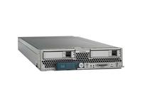 Cisco B200 M3 Blade Server - 2 x Intel Xeon E5-2620 v2 2.10 GHz - 64 GB RAM HDD SSD - Serial Attached SCSI (SAS) Controller