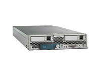 Cisco B200 M3 Blade Server - 2 x Intel Xeon E5-2640 v2 2 GHz - 128 GB RAM HDD SSD - Serial Attached SCSI (SAS) Controller
