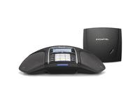 Konftel - conference phone - Konftel 300Wx Analog - cordless - includes analog DECT base - DECT\GAP\CAT-iq - 60h talktime - expandable