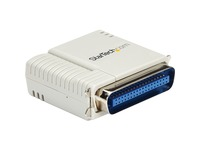 StarTech.com 1 Port 10/100 Mbps Ethernet Parallel Network Print Server