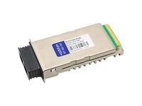 AddOn Cisco DS-X2-E10G-SR Compatible TAA Compliant 10GBase-SR X2 Transceiver (MMF, 850nm, 300m, SC, DOM)