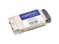 AddOn RuggedCom 1FG71 Compatible TAA Compliant 1000Base-LX GBIC Transceiver (SMF, 1310nm, 10km, SC)