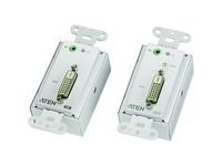 ATEN DVI Over Cat 5 Extender Wall Plate-TAA Compliant