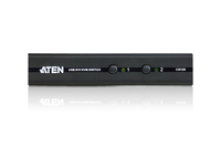 ATEN 2-Port USB DVI KVM Switch