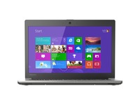 "Toshiba Tecra Z40 14"" Ultrabook - 1600 x 900 - Core i7 i7-4600U - 4 GB RAM - 320 GB HDD - Cosmo Silver with Hairline"