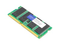 AddOn AA160D3SL/8G x1 JEDEC Standard 8GB DDR3-1600MHz Unbuffered Dual Rank 1.35V 204-pin CL11 SODIMM