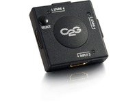 C2G 3-Port HDMI Switch - Auto Switch