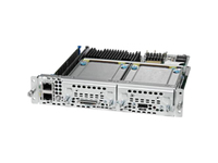 Cisco E140S Blade Server - 1 x Xeon E3-1105C - 8 GB RAM HDD SSD - Serial Attached SCSI (SAS) Controller
