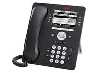 Avaya 9608G IP Phone - Wall Mountable, Desktop - Gray
