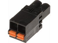 AXIS Connector A 2-pin 5.08 Straight, 10 pcs