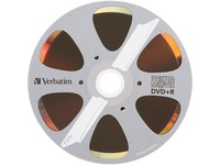 Verbatim DVD+R 4.7GB 8X with DigitalMovie Surface - 10pk Bulk Box