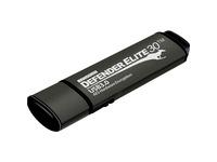 Kanguru Defender Elite30, Hardware Encrypted, Secure, SuperSpeed USB 3.0 Flash Drive, 8G