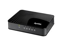 ZYXEL 5-Port Desktop Gigabit Ethernet Media Switch