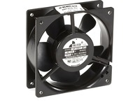 "Black Box 4.5"" Cooling Fan for Low-Profile Secure Wallmount Cabinets"