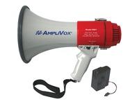 AmpliVox Mity-Meg 15-Watt Rechargeable Megaphone
