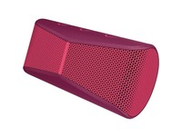 Logitech X300 2.0 Portable Bluetooth Speaker System - 5 W RMS - Red
