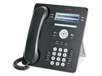 Avaya 9504 Standard Phone - Charcoal Gray