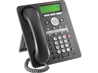 Avaya One-X 1608-I IP Phone - Desktop - Black
