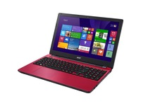 "Acer Aspire E5-511 E5-511-P5FU 15.6"" Notebook - HD - 1366 x 768 - Intel Pentium N3530 Quad-core (4 Core) 2.16 GHz - 4 GB RAM - 1 TB HDD - Red"