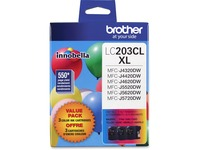 Brother Genuine Innobella LC2033PKS High Yield Ink Cartridges