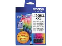 Brother Genuine Innobella LC2053PKS Super High Yield Ink Cartridges