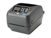 Zebra ZD500 Direct Thermal/Thermal Transfer Printer - Monochrome - Desktop - Label Print