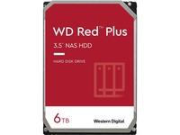 "WD Red WD60EFRX 6 TB Hard Drive - SATA (SATA/600) - 3.5"" Drive - Internal"