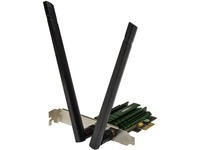 StarTech.com PCI Express AC1200 Dual Band Wireless-AC Network Adapter - PCIe 802.11ac WiFi Card