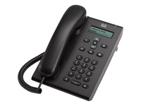 Cisco 3905 IP Phone - Refurbished - Wall Mountable, Desktop - Charcoal