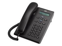 Cisco 3905 IP Phone - Refurbished - Wall Mountable, Desktop - Charcoal