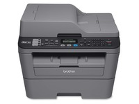 Brother MFC-L2700DW Laser Multifunction Printer - Monochrome - Duplex