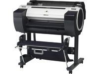 """Canon imagePROGRAF iPF680 Inkjet Large Format Printer - 24.02"""" Print Width - Color"""
