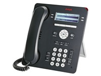 Avaya 9404 Standard Phone - Charcoal Gray