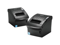 Bixolon SRP-350plusIII Direct Thermal Printer - Monochrome - Wall Mount - Receipt Print - Ethernet - USB - Parallel - With Cutter - White